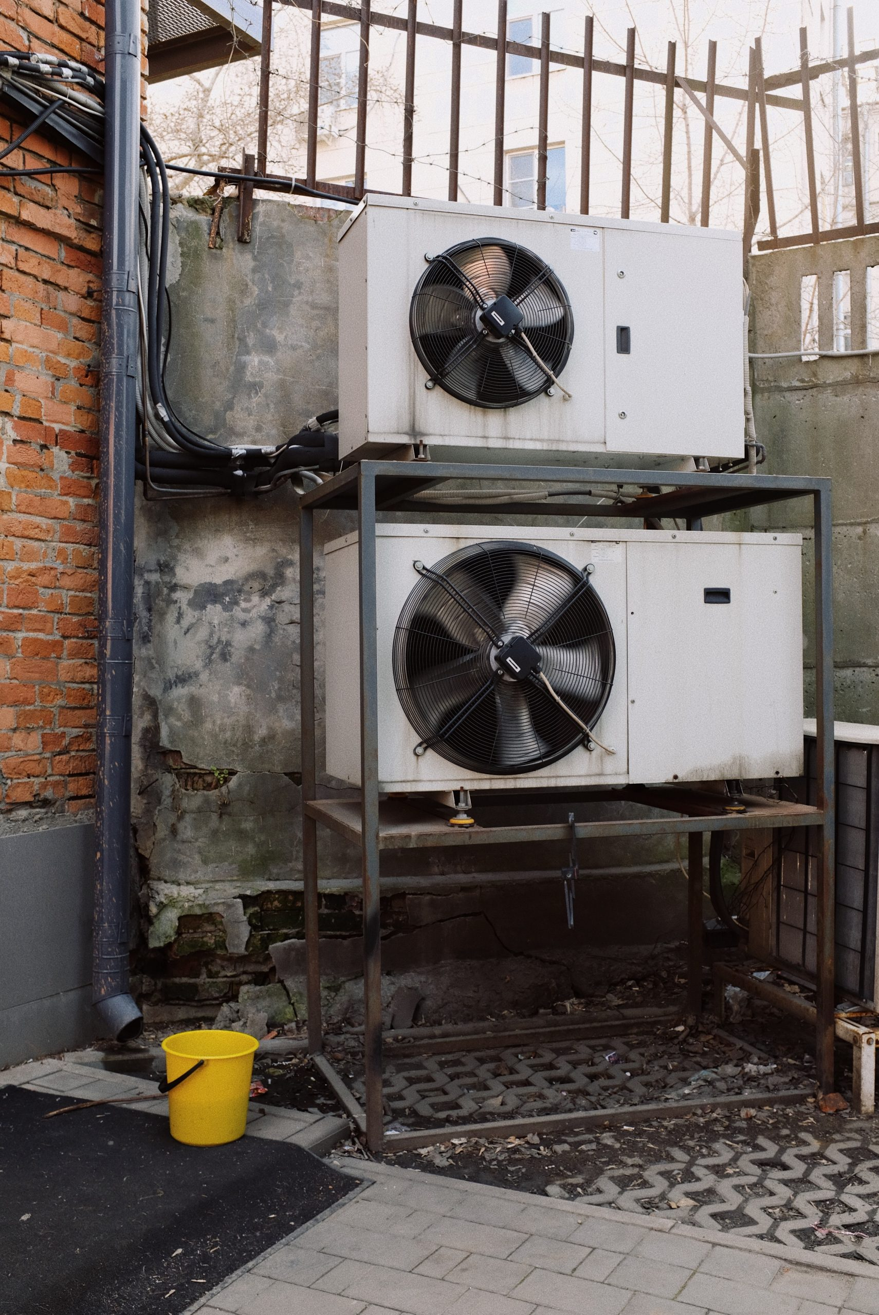 How To Install Central Air Conditioning Yourself